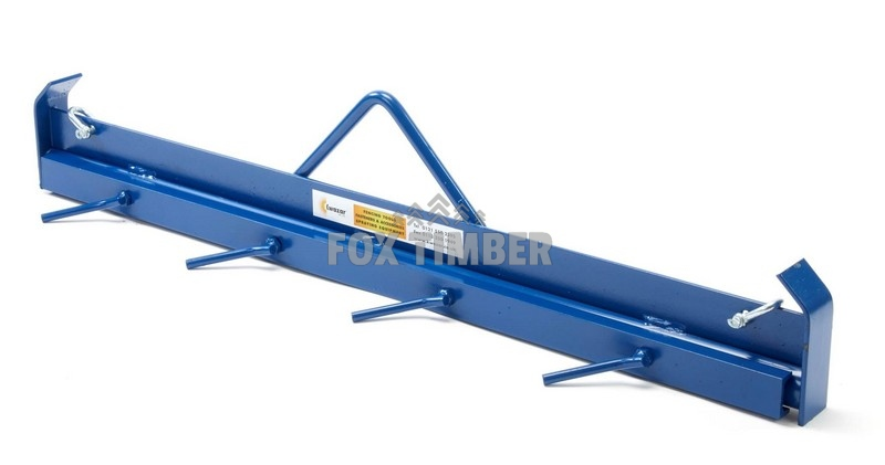 DRIVALL BOUDARY CLAMP 1.1M LONG