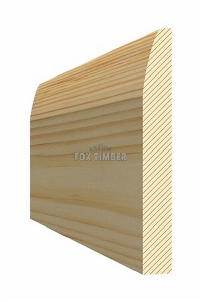 SKIRTING BOARDS CHAMFERED 70 X 15