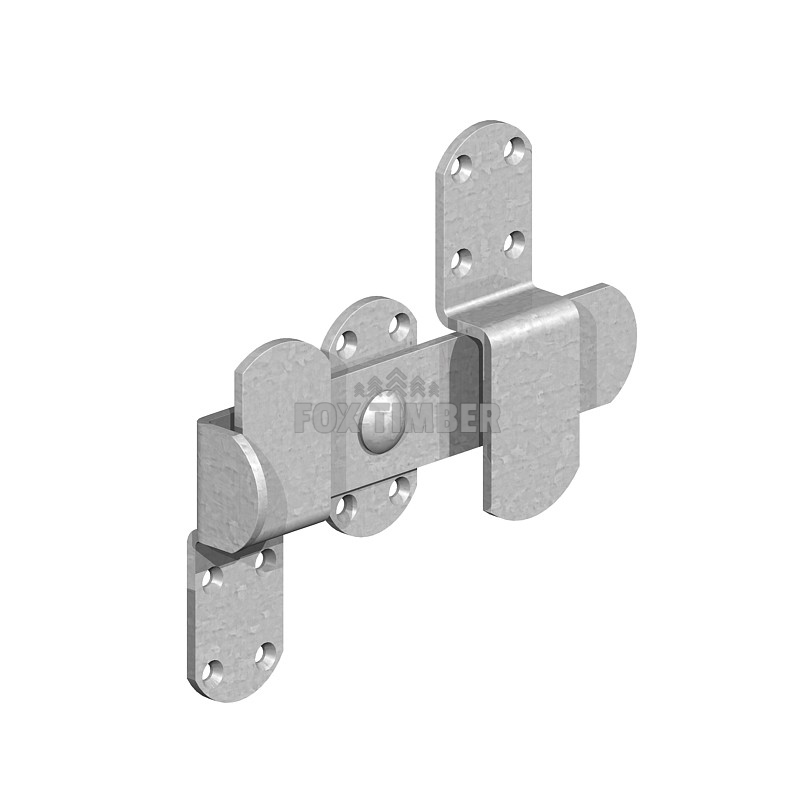 KICK OVER GATE/STABLE LATCHES