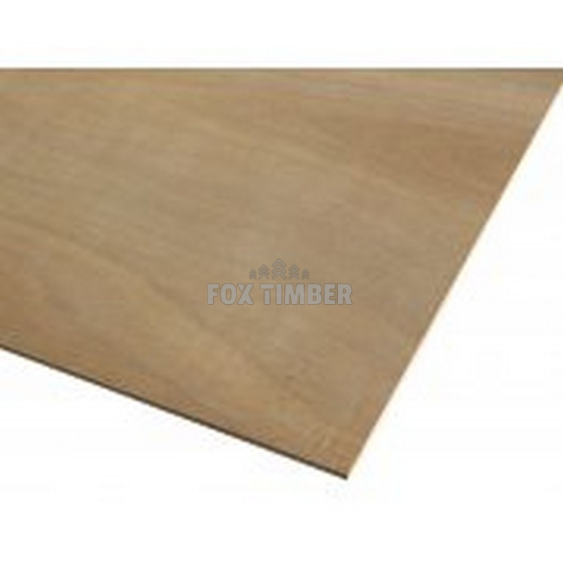 PLYWOOD HW FACED 12MM 8'0 X 4'0