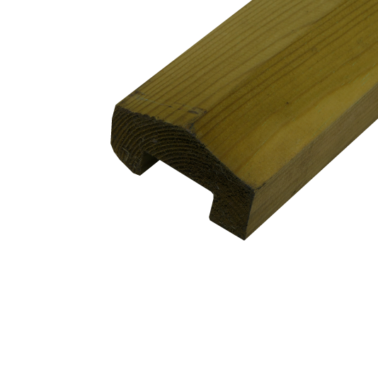 Feather Edge Board Capping Buy Online