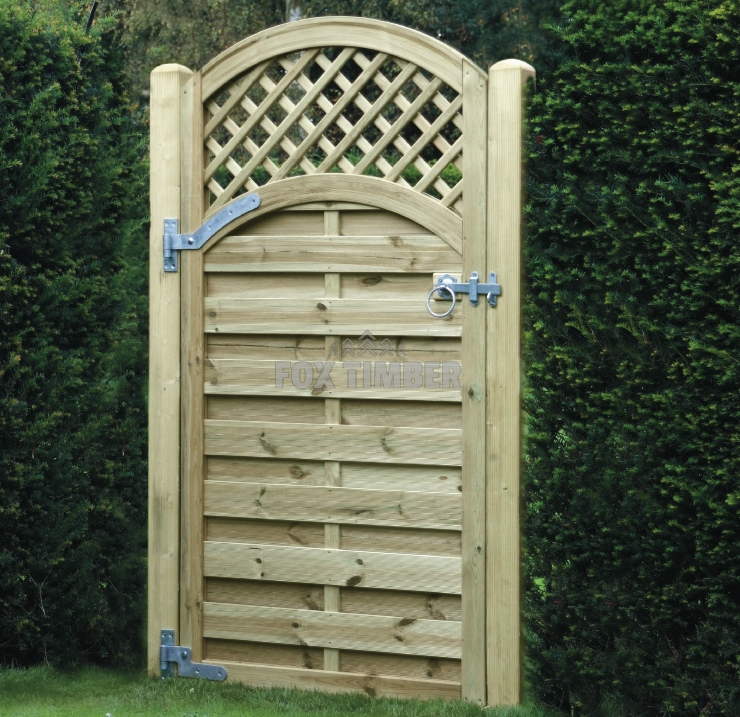 Arched Lattice Top Gate Buy Online