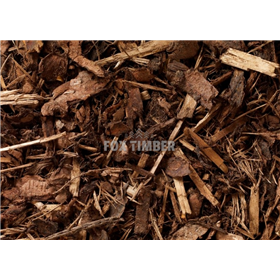 FOREST BARK PER CUBIC METRE