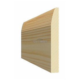 CHAMFERED SKIRTING BOARDS