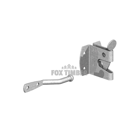 GALV GARDEN/AUTO GATE LATCH LARGE