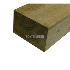 TANALISED BUILDING TIMBER