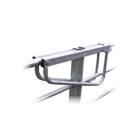 HEAVY DUTY DROP OVER FRAME GALV GATE