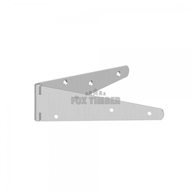 GALV STRAP HINGES
