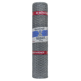 RABBIT SENTINEL NETTING GALV 50 M ROLL