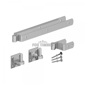 RISING HINGE SET (HANGING BETWEEN) D/R BAND GALV