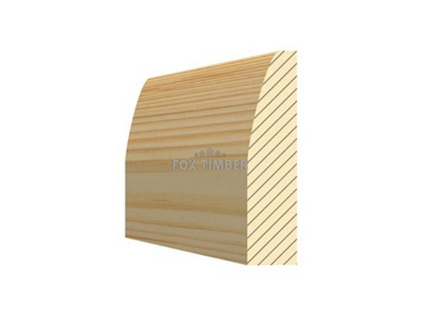 ARCHITRAVE CHAMFERED 70 X 15  PRICE PER METER